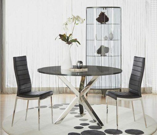 MANTIS ROUND DINING TABLE