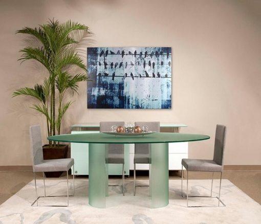 GLACIER DINING TABLE