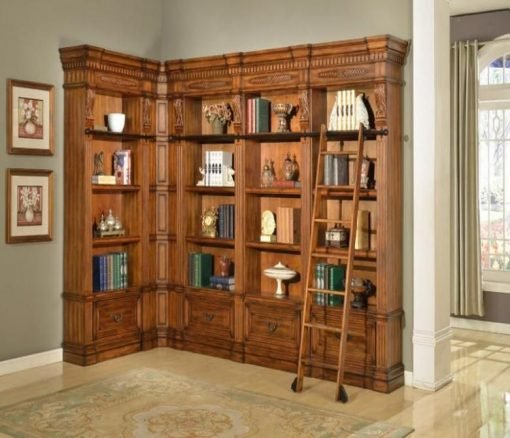 PARKER HOUSE GRAND MANOR MUSEUM LIBRARY