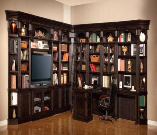 Parker House Venezia Library