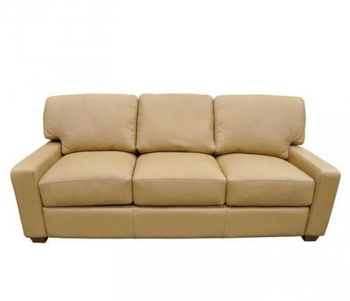 Omnia Albany Leather Sofa Set Collier 39 S Furniture Expo
