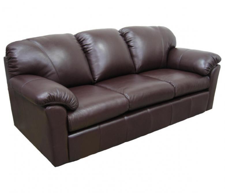 Omnia Tahoe Leather Sofa Set Collier 39 S Furniture Expo