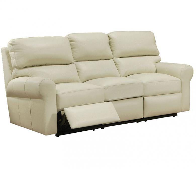 Ashley Furniture Danville Va: OMNIA BROOKFIELD LEATHER RECLINING SOFA & SET