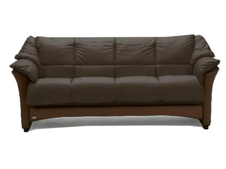 Ekornes Oslo Leather Sofa Set Collier 39 S Furniture Expo