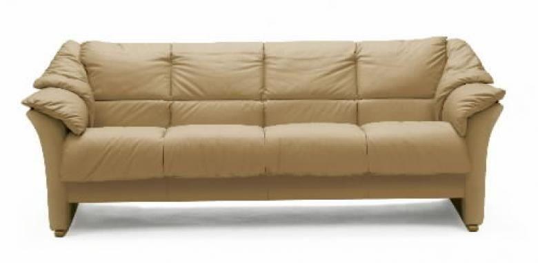 Ekornes Oslo Leather Sofa Amp Set Collier S Furniture Expo