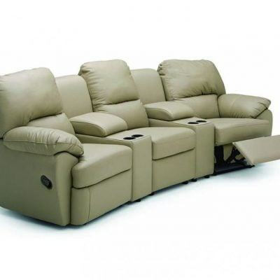 Palliser Harley Reclining Home Theater Set