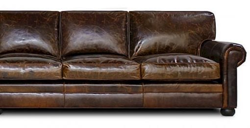Sedona(Lancaster) Oversized Leather Sofa Set