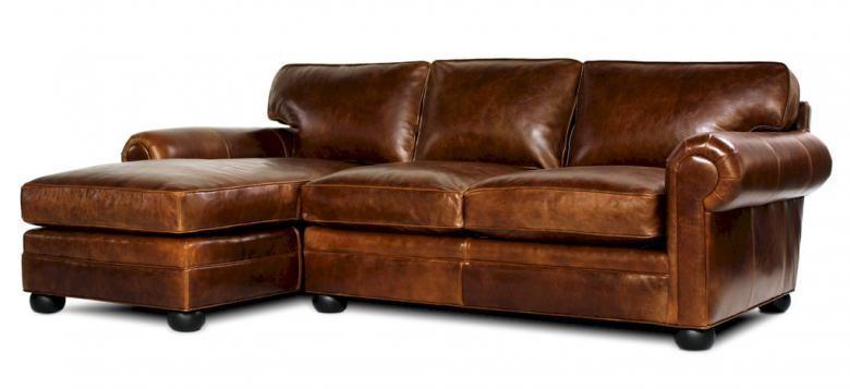 Sedona Lancaster Oversized Seating Leather Sectional