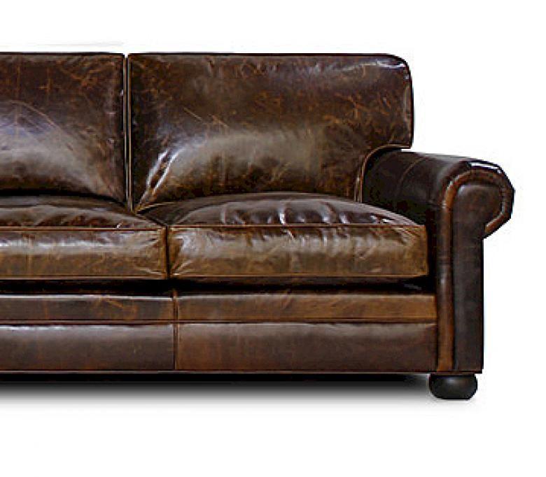 Sedona (lancaster) Oversized Seating Leather Sectional