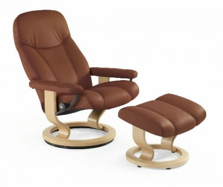 EKORNES STRESSLESS CONSUL FAMILY Collier 39 S Furniture Expo