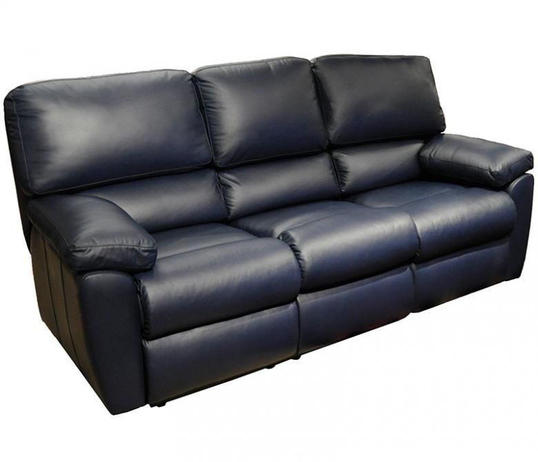 Omnia Vermont Leather Reclining Sofa Set Collier 39 S Furniture Expo