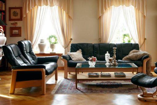 stressless buckingham sofa set