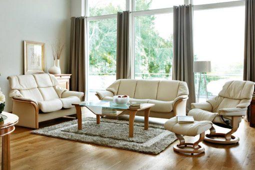 stressless el dorado sofa set