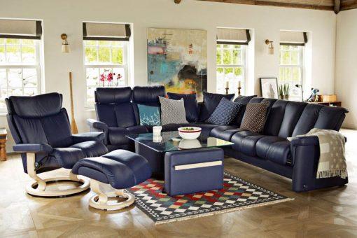 stressless legend low back sofa