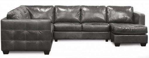 Barrett Leather Sectional