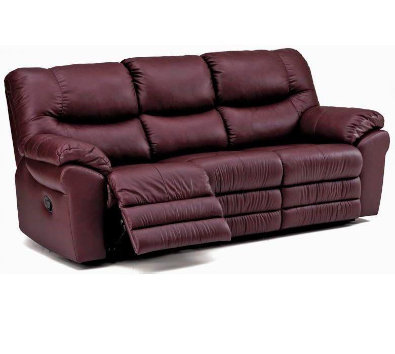 Palliser Leather Sofas: PALLISER DIVO LEATHER RECLINING LEATHER SOFA & SET