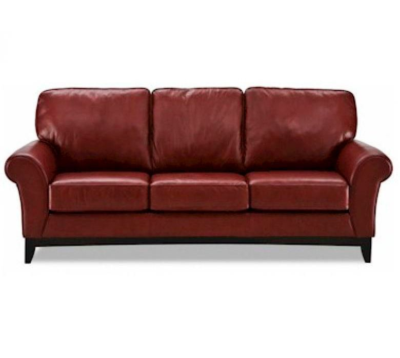Palliser Leather Sofas: PALLISER LORIAN LEATHER SOFA & SET