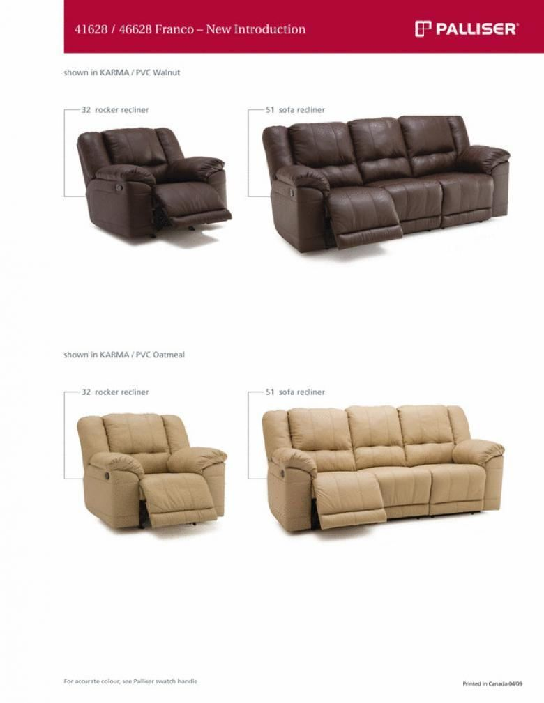 Surprising Palliser Franco Leather Reclining Sofa Set Ocoug Best Dining Table And Chair Ideas Images Ocougorg