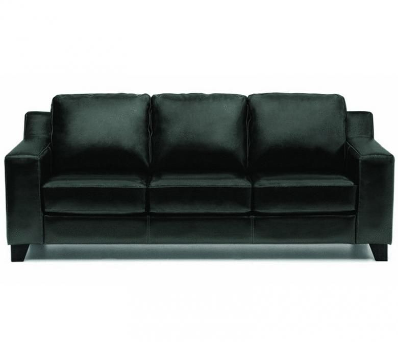 Home Theater Sleeper Sofa PALLISER REED LEATHER SOFA & SET | Collier's Furniture Expo