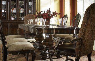 La Bella Vita Credenza : La bella vita bedroom collection by legacy classic