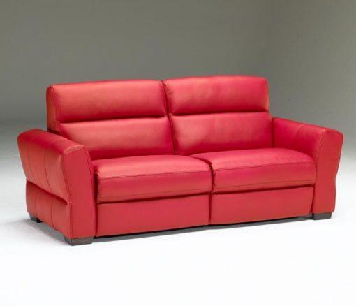 Natuzzi editions b627 leather sofa set collier39s for Natuzzi leather sectional sofa sets