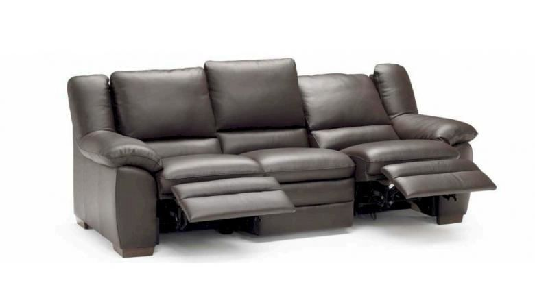 Natuzzi Editions A450 Leather Sofa Amp Set