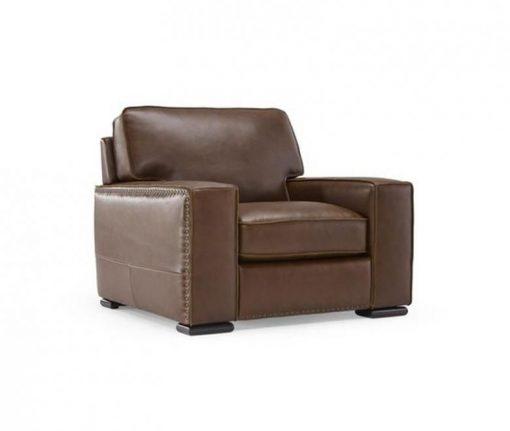 Natuzzi Editions B858 Leather Sofa Set