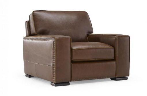 Natuzzi Nditions B858 Leather Sofa Set