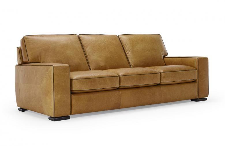 Natuzzi Editions B859 Leather Sofa Amp Set