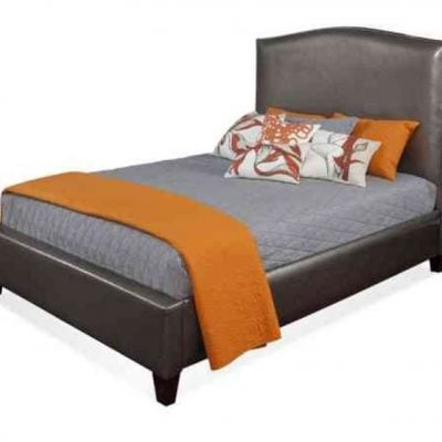 EUSTIS UPHOLSTERED BED