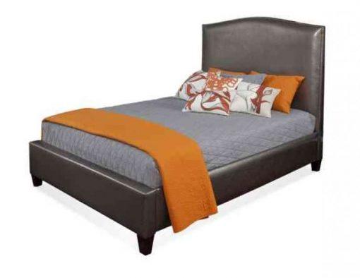 EUSTIS UPHOLSTERED BED