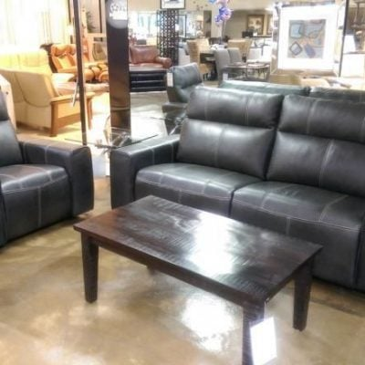 COLTON RECLINING SOFA & RECLINING CHAIR
