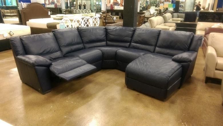 Natuzzi Editions A319 Sectional Collier S Furniture Expo