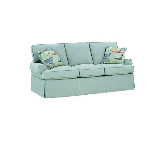Robin Bruce Cindy Slipcover Sofa