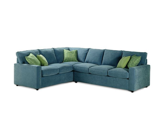 Rowe Monaco Sectional - Collier\'s Furniture Expo