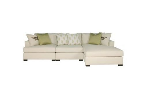 BERNHARDT ADRIANA 3 PIECE SECTIONAL