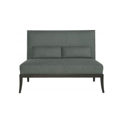 BERNHARDT HOLDEN ARMLESS LOVESEAT & SET