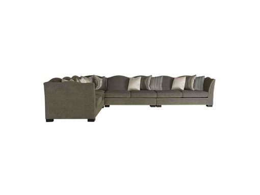 BERNHARDT KIRKLAND 4 PIECE SECTIONAL