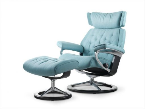 stressless_calido_fabric_aqua_ekornes_skyline_recliner_chair