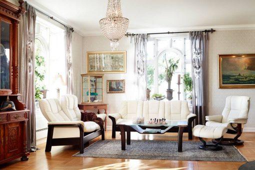 stressless windsor sofa set