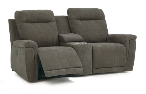 westpoint sectional gray