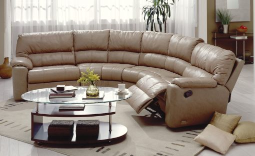 palliser yale sectional