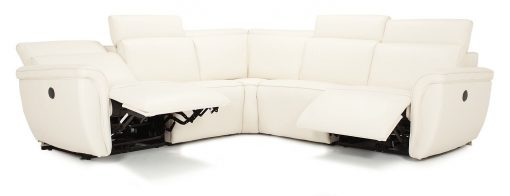 cream shorecrest sectional sofa set