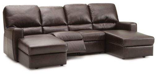 brown san francisco sectional