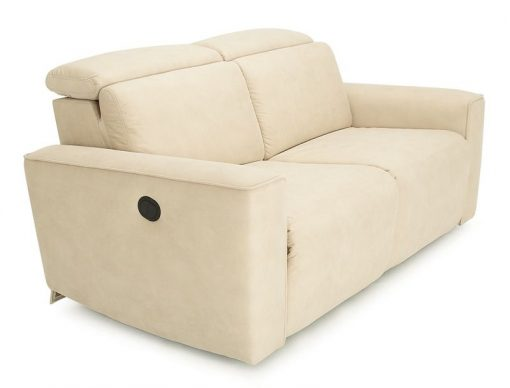 cream springfield sectional sofa