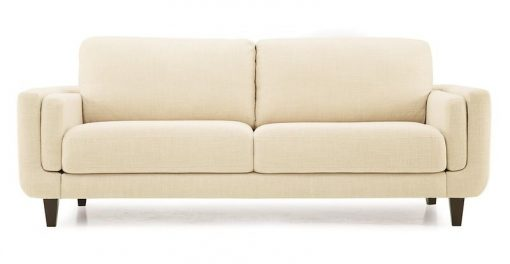 cream seine sectional sofa