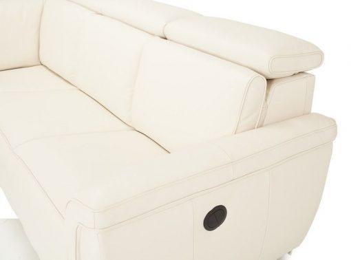 cream palliser shorecrest sectional sofa
