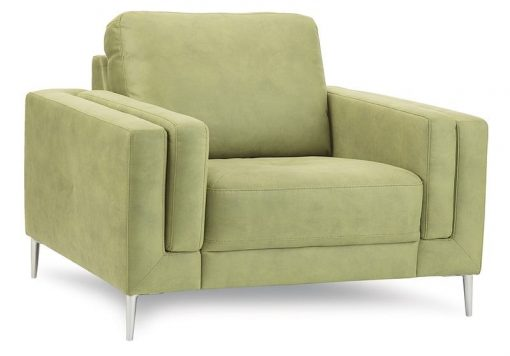 palliser zuri sectional green