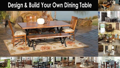 design build dining table