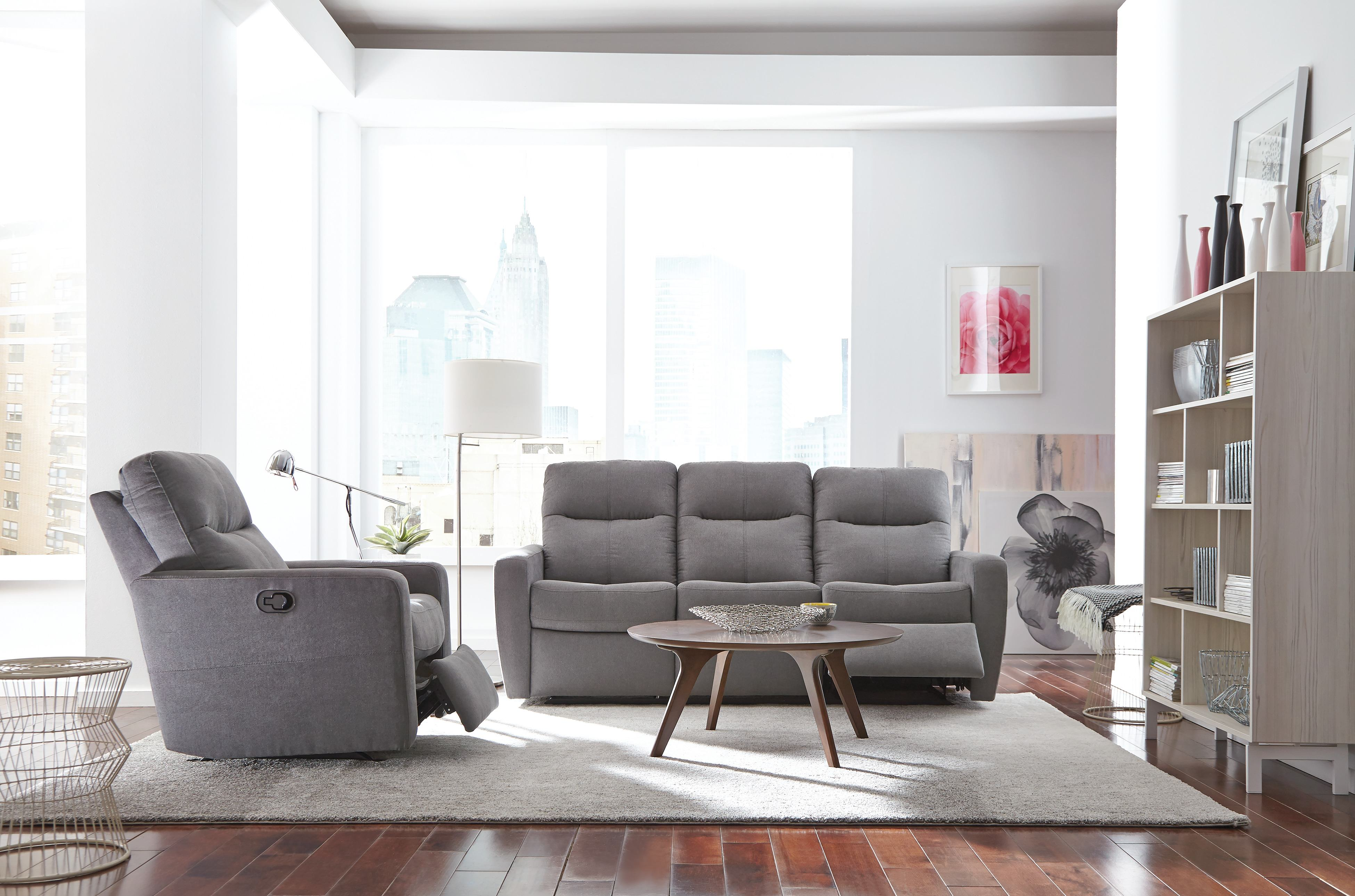 Palliser Cairo Leather Sofa Amp Set